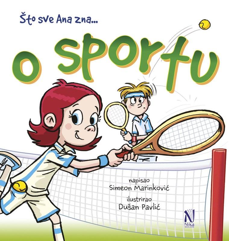 Što sve Ana zna… O sportu
