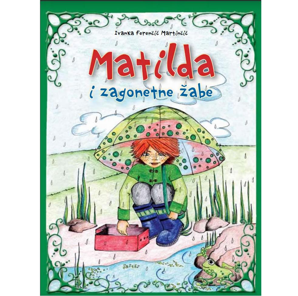 Matilda i zagonetne žabe